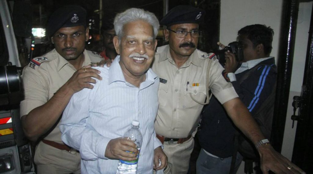 Elgaar Parishad case: Taloja jail equipped to treat Varavara, NIA tells HC