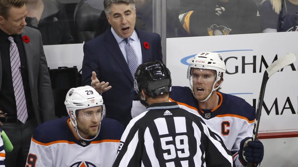 Will Dave Tippett Go To Line Blender For Oilers?