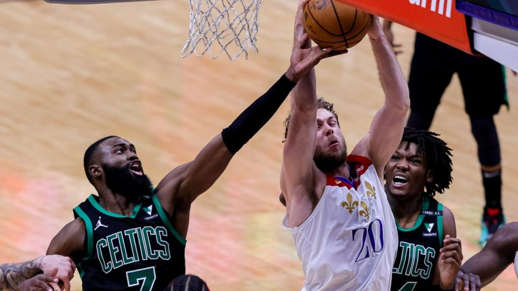 5 rational thoughts (sort of) about the Celtics' collapse in Dixieland