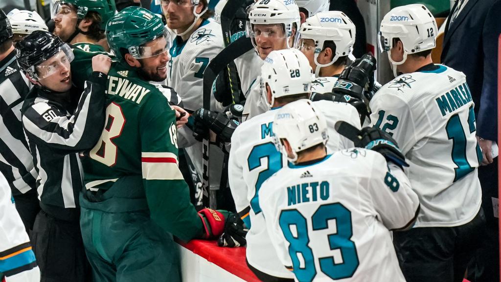 Game Preview: Minnesota Wild vs. San Jose Sharks 2/22/21 @ 9:30PM at SAP Center