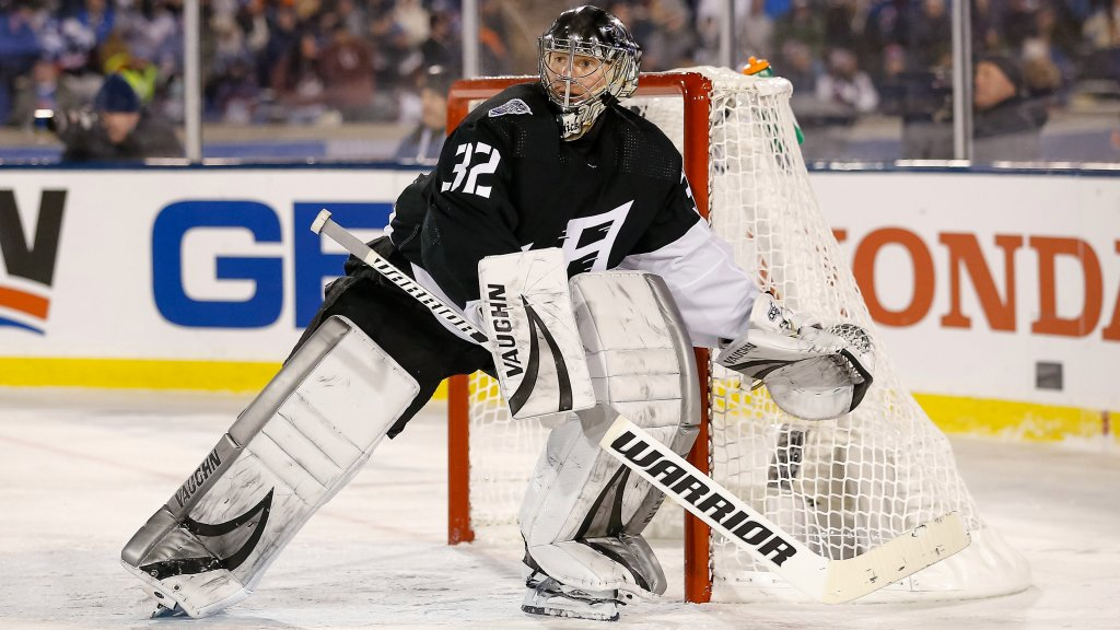 Jonathan Quick delivers 54th career shutout