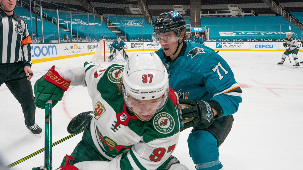Minnesota Wild Overcome Early Setback to Rout San Jose 6-2