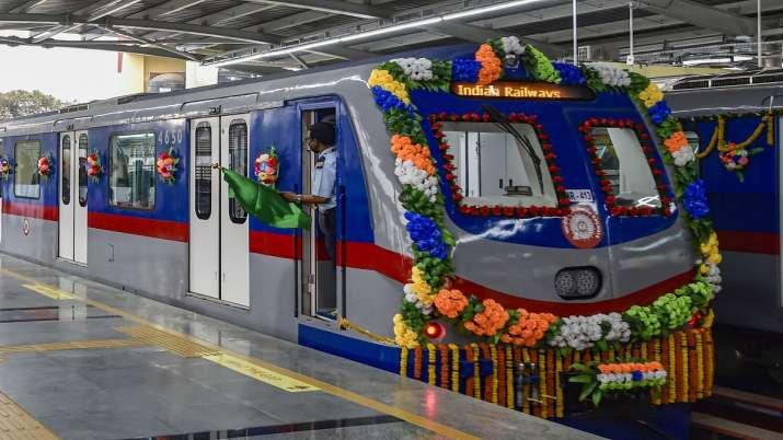 Kolkata metro, PM Modi