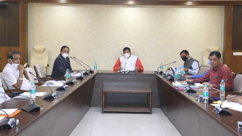 Public participation committees will be renewed every year: Minister Dr. Yadav
