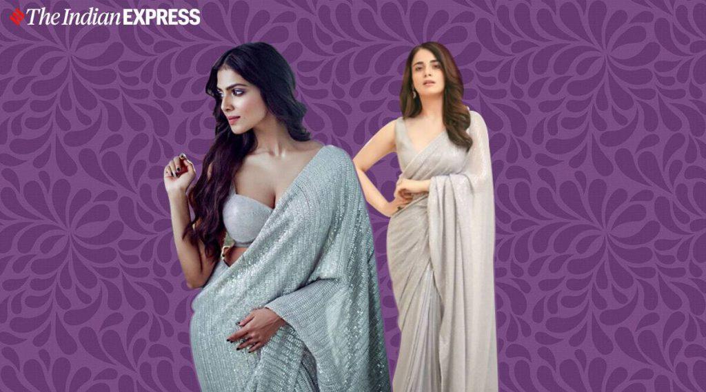 Radhika Madan or Malavika Mohanan: Who wore this Manish Malhotra sequin sari better?