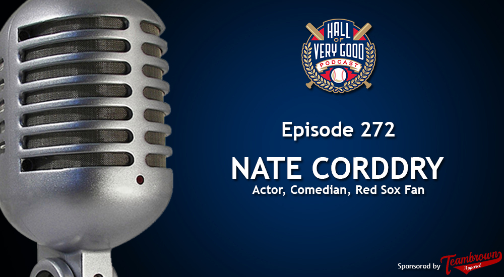 The HOVG Podcast: Nate Corddry