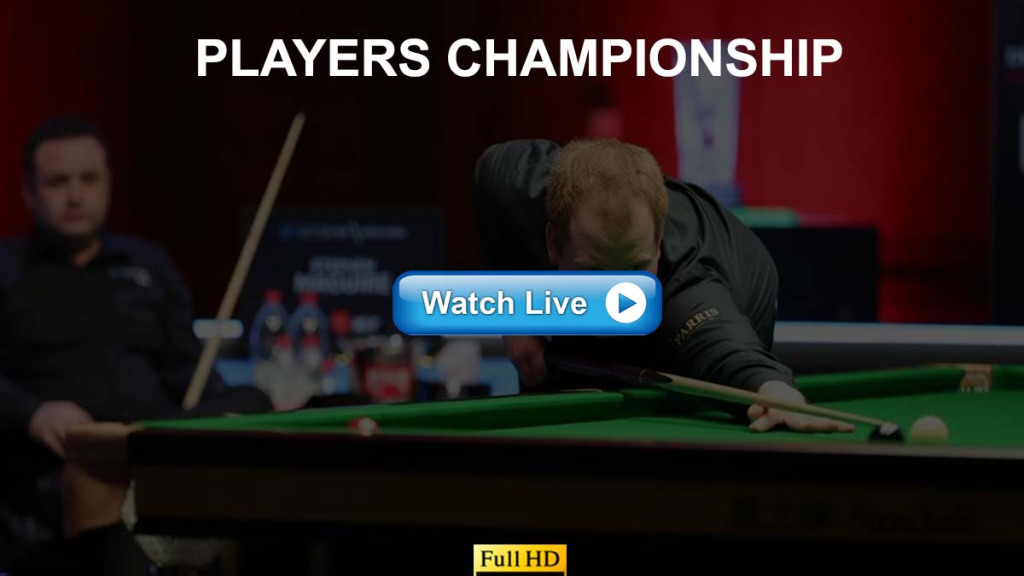 bestof11frames: The Players Championship Snooker Live Streaming 2021 Online Free HD