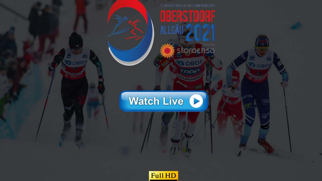 skiing FIS Nordic World Ski Championships Live Streaming and Schedule 2021 Free