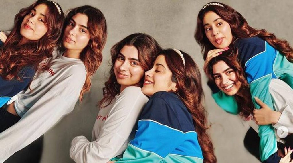 'Happy Birthday to my everything': Khushi Kapoor wishes sister Janhvi with childhood video