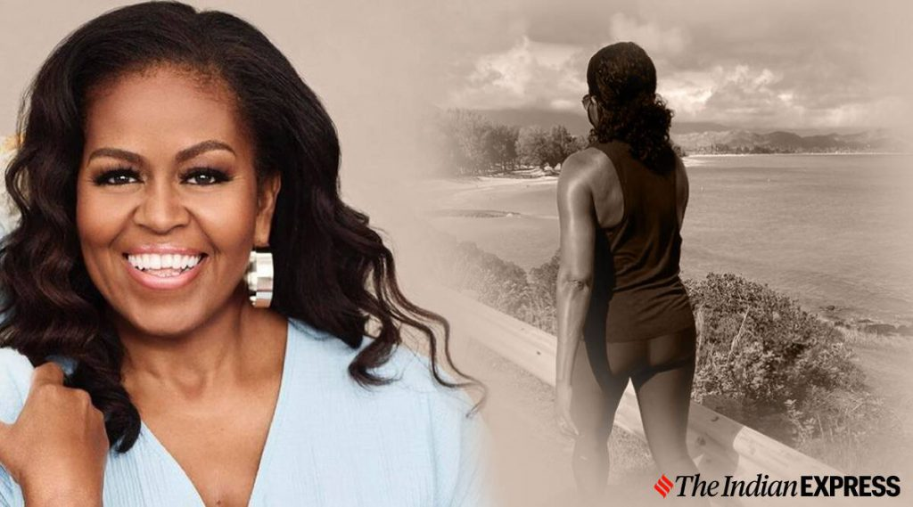michelle obama, fitness goals, walking benefits, health benefits of walking, why should you walk, michelle obama news, walking news, walking study, national walking day US, indianexpress.com, indianexpress,