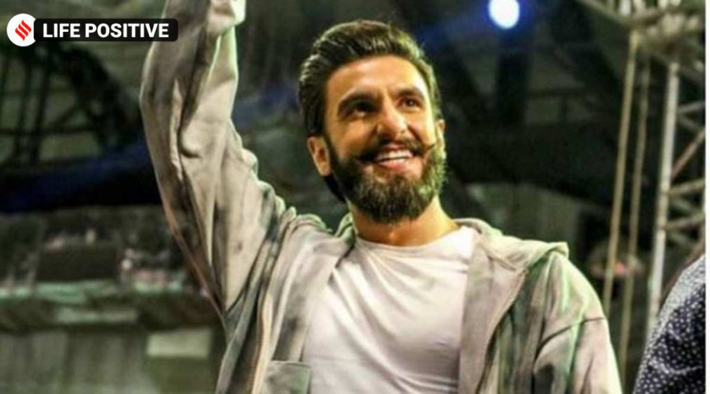 'I can accept failing but cannot accept not trying': Ranveer Singh