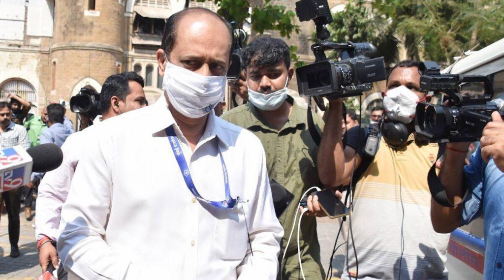 Ambani security scare: Sachin Waze's NIA custody extended till April 9