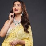 Celeb vogue: Madhuri Dixit paints the city pink on this dazzling outfit