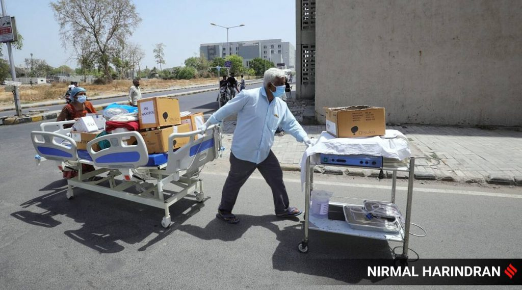 Coronavirus in India April 9 Highlights: In a new daily high, country reports 1,67,642 cases