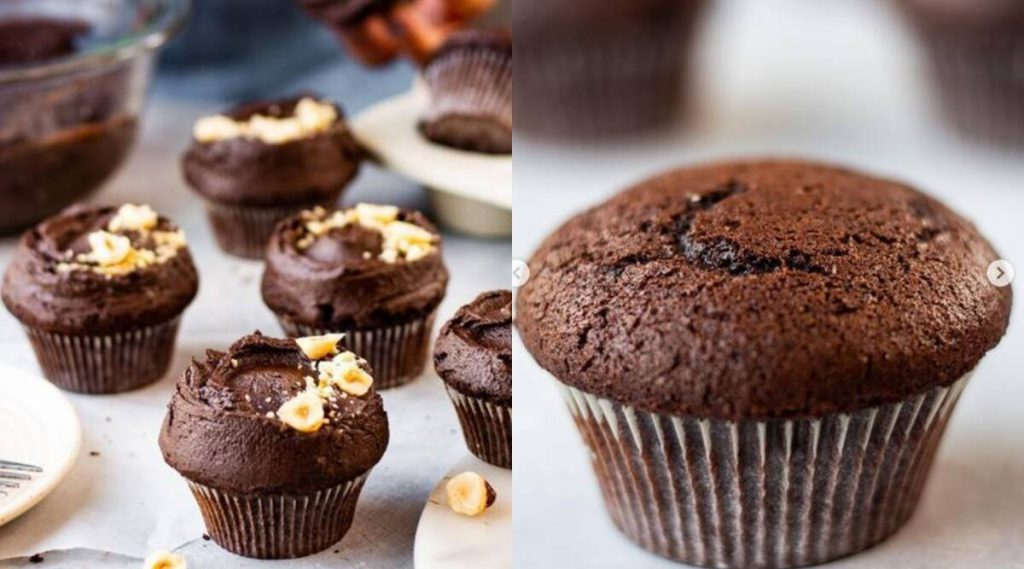 Dessert recipe: Enjoy chocolate cupcakes with buttercream frosting today