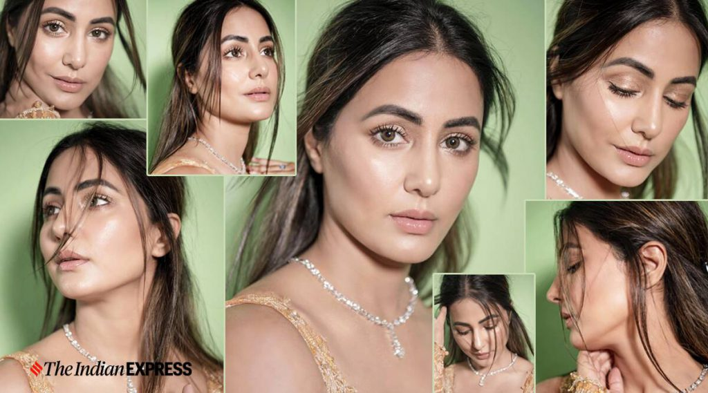 Hina Khan did her own makeup; here's how you can easily recreate the look