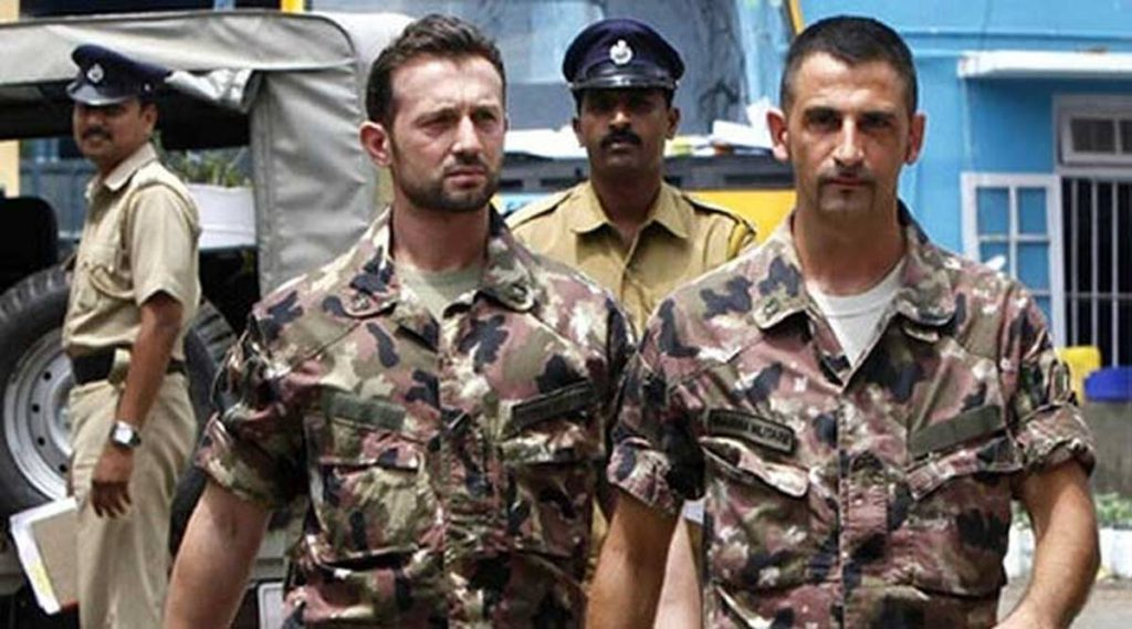 Italy will pay Rs 10 crore as compensation to kin of fishermen killed by marines: Centre to SC