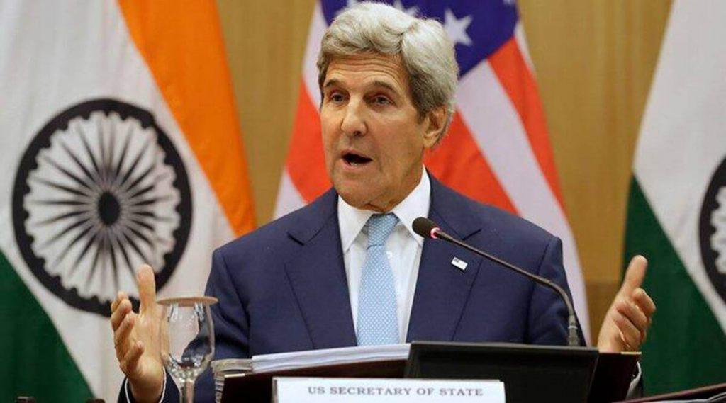 John Kerry says net-zero not US message, welcomes activism like Disha Ravi's