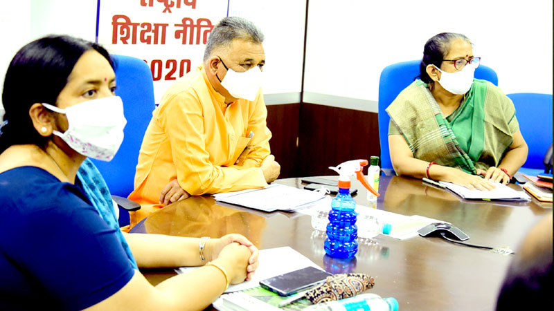 National education policy aims to make India a superpower of global knowledge: Minister of State Shri Parmar