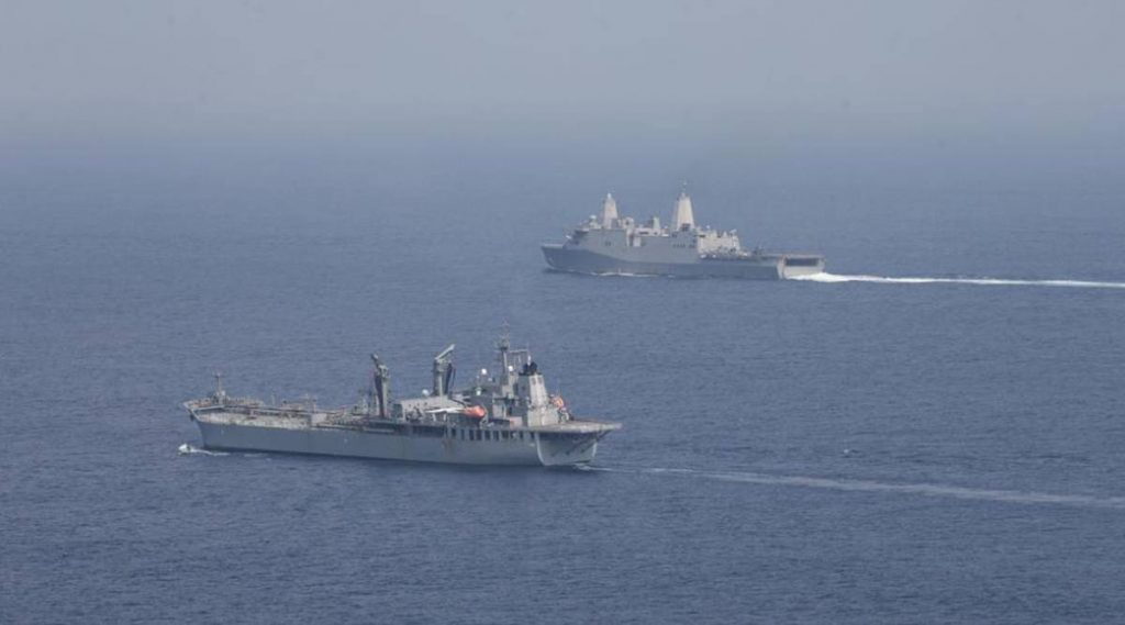 US Navy conducts Freedom of Navigation Operation in India's waters 'without prior consent'