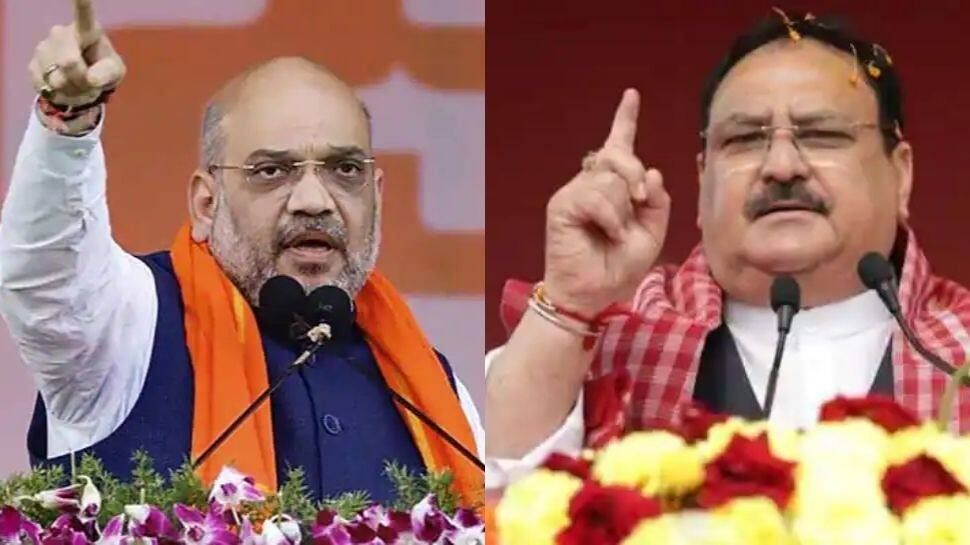 Union Home Minister Amit Shah, BJP chief JP Nadda to hold public rallies in poll-bound West Bengal